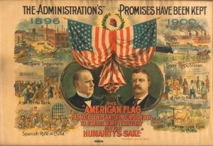 1900 RepublicanPoster Cuba